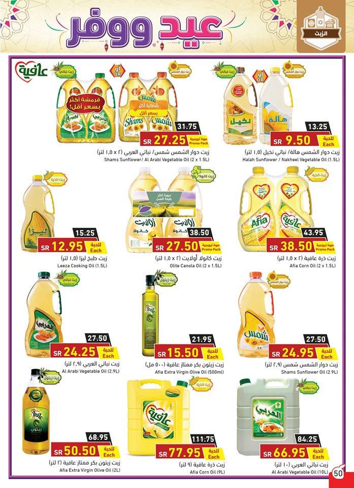 عروض Eid al-Adha علي منتجات الطعام من هايبر Panda